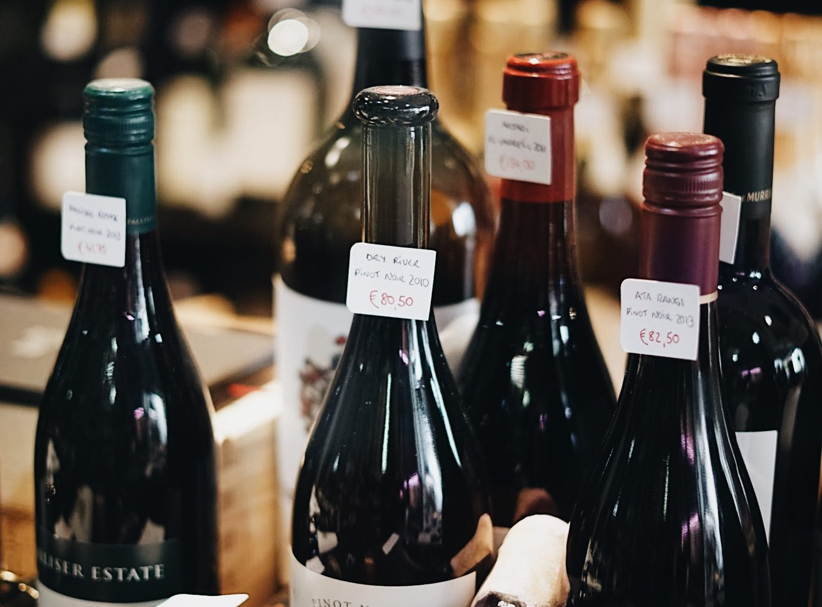 Find vin til firmajulegaver, julefrokost og reception online
