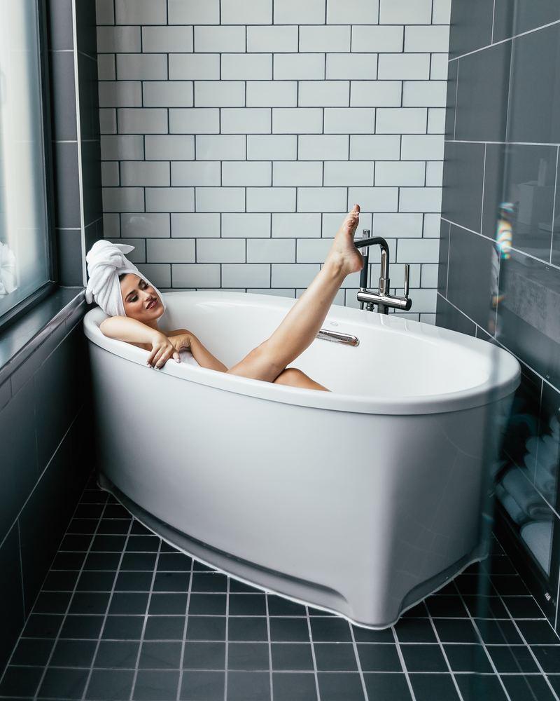 Emaljering af badekar - når badekarret skal indbyde til luksus